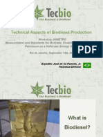 Technical biodiesel