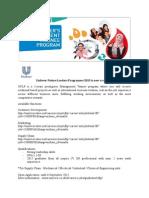 Lowongan UFLP Indonesia 2015 (1)