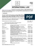 p International l