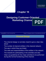 Chap 16 Designing Channels