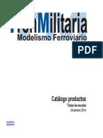 TM-TrenMilitaria Catalogo Productos