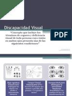 Discapacidad Visual. Lucía Brea.pptx