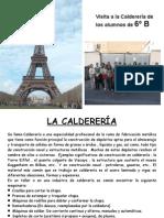 Calderería