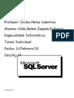 SQL Imprimir h