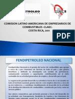Cifras Colombia Fendipetróleos