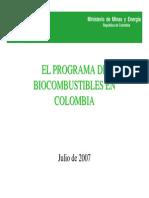 Programa BiocColombia