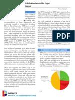 Denver Body Cameras Analysis Report March 2015