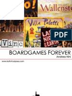Andrea Nini - Board Games Forever