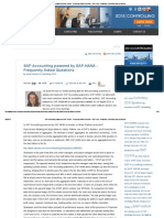 SAP Accounting Powered by SAP HANA - Frequently Asked Questions - SAP FICO, Financials, Controlling Blog by Erpcorp