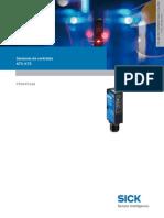 datasheet KT3W P1116