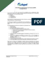Declaración Informativa de Operaciones Con Terceros en Aspel-COI 5.6