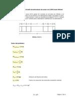 Problema 10.5.3 Libro Diseño de Estructuras de Acero Con LRFD Autor William T. Segui Pag
