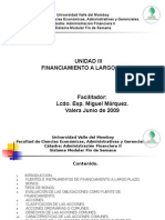 Financiamiento LP _