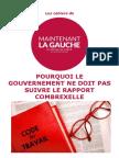 Memo MLG Rapport Combrexelle Septembre 2015