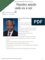 Mandela_ Nuestro Miedo Más Profundo Es a Ser Poderosos