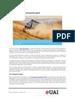 Rally Dakar Un Proyecto País