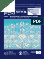 Guía de identificación de Peces del Atlantico Vol III