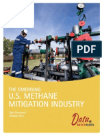 Us Methane Mitigation Industry Report