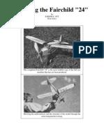 Fairchild 24 Monoplane