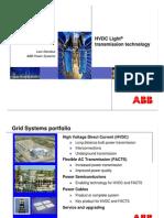 Hvdc Light Technology Pdf