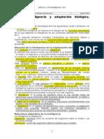 Piaget. Inteligencia y Adaptacion Biologica
