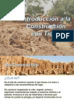 Introducción a La Construcción Con Tierra - 2015