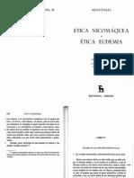 Aristoteles, Etica Nicomaco Libro 6