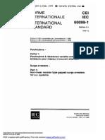 IEC 60099-1
