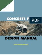Concrete Pipe Design Manual