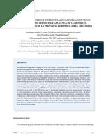 Análisis Diagenético y Estructural - Fm. Tunas