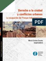 Cravino Derecho a La Ciudad y Conflictos urbanos