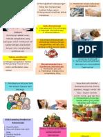 Leaflet Efek Samping Pemberian Kemoterapi