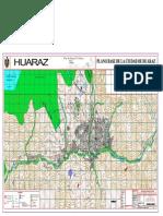 01 Plano Basico 01 Huaraz