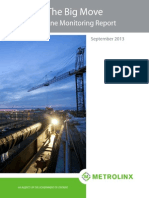 The Big Move Baseline Monitoring Full Report En