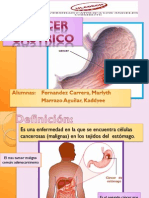 PAE Cancer Gastrico
