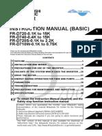 Fr-d700 Instruction Manual (Basic)