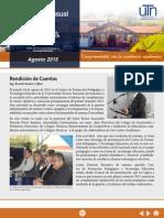 Boletín CFPTE Agosto 2015