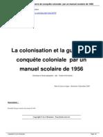 La Colonisation Et La Guerre de Conqu Te Coloniale Par Un Manuel Scolaire de a930