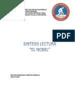 sintesis el nobel