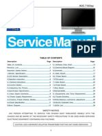 AOC_716VWY+SERVICE+MANUAL