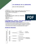 Petrologia Ignea - Resumen de Practicas 2014