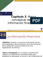 Marco conceptual Contabilidad Financiera