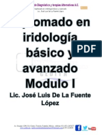 estudio del iris Manual Modulo I