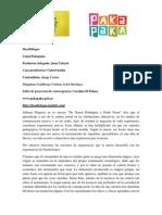 Di Palma Desafiólogos Transmedia