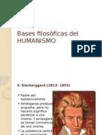 Bases Filosoficas Del Humanismo