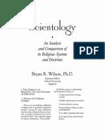 Wilson Scientology an Analysis
