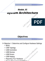 Module 02 - System Architecture