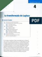 Capitulo 04 - La Transformada de Laplace