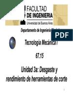 TECNOLOGIA DE MECANICA 1