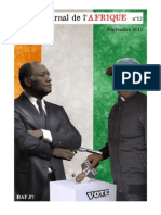 Le Journal de l'Afrique n° 13